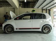 VW Up! TSI BTS Performance - Tra