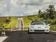 Corvette ZR1 C6 - Standing Mile