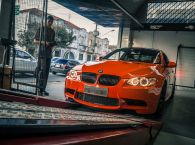 BMW M3 E92 Fire Orange - Alinham